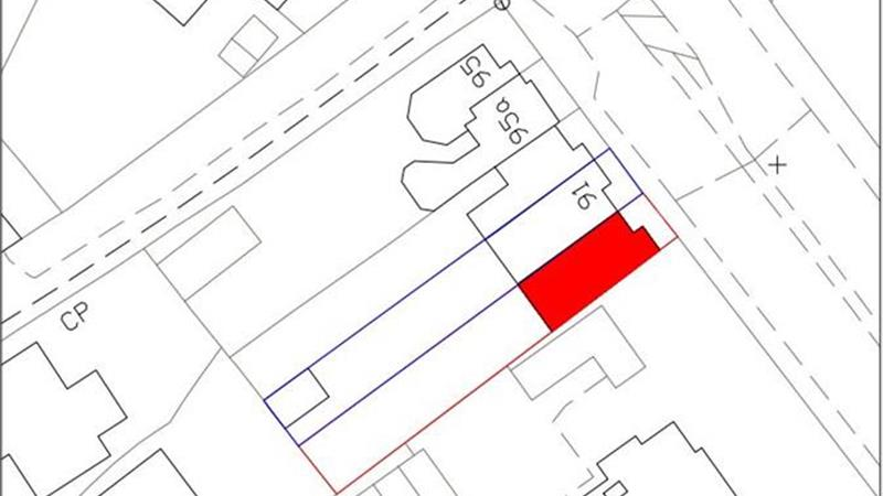 Terraced House Development