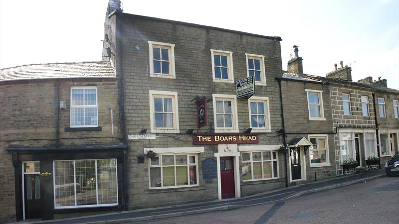 The Boar's Head