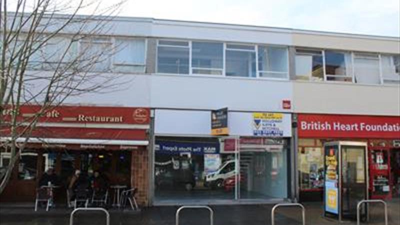 Lock Up Retail Unit To Let
