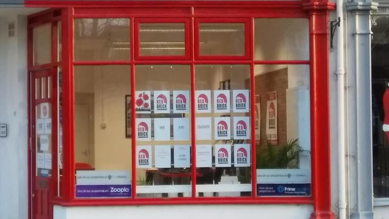 Shop/Office To Let in Rugby