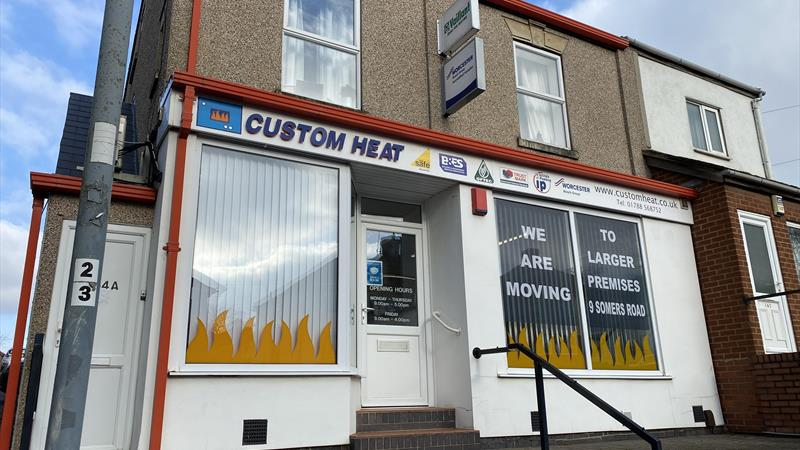 Commercial Premises To Let in Rugby