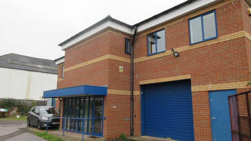 Warehouse And Office To Let